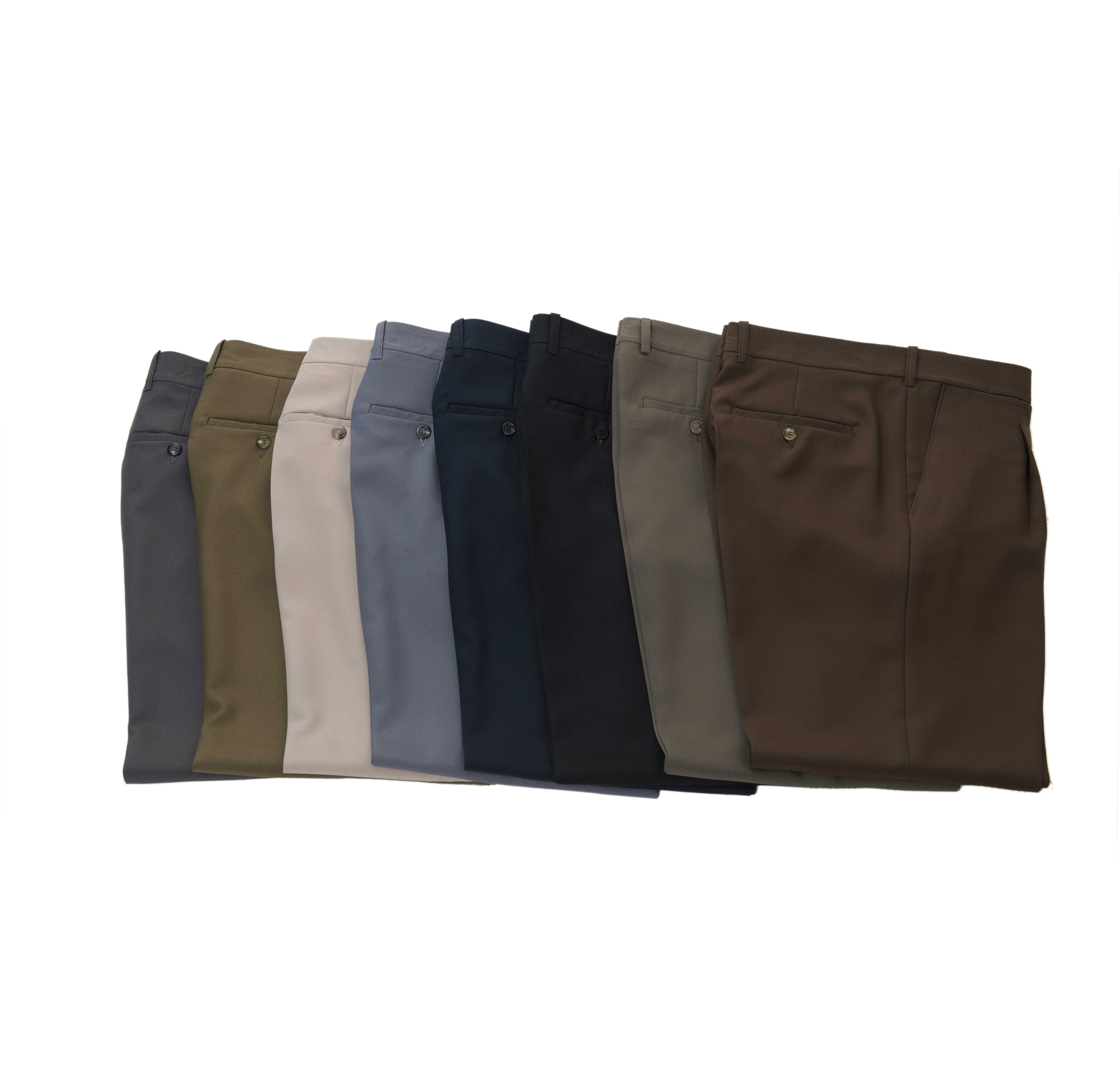 Pantalon Clasico 1 Pinza Para Hombre Pantalones Blaper