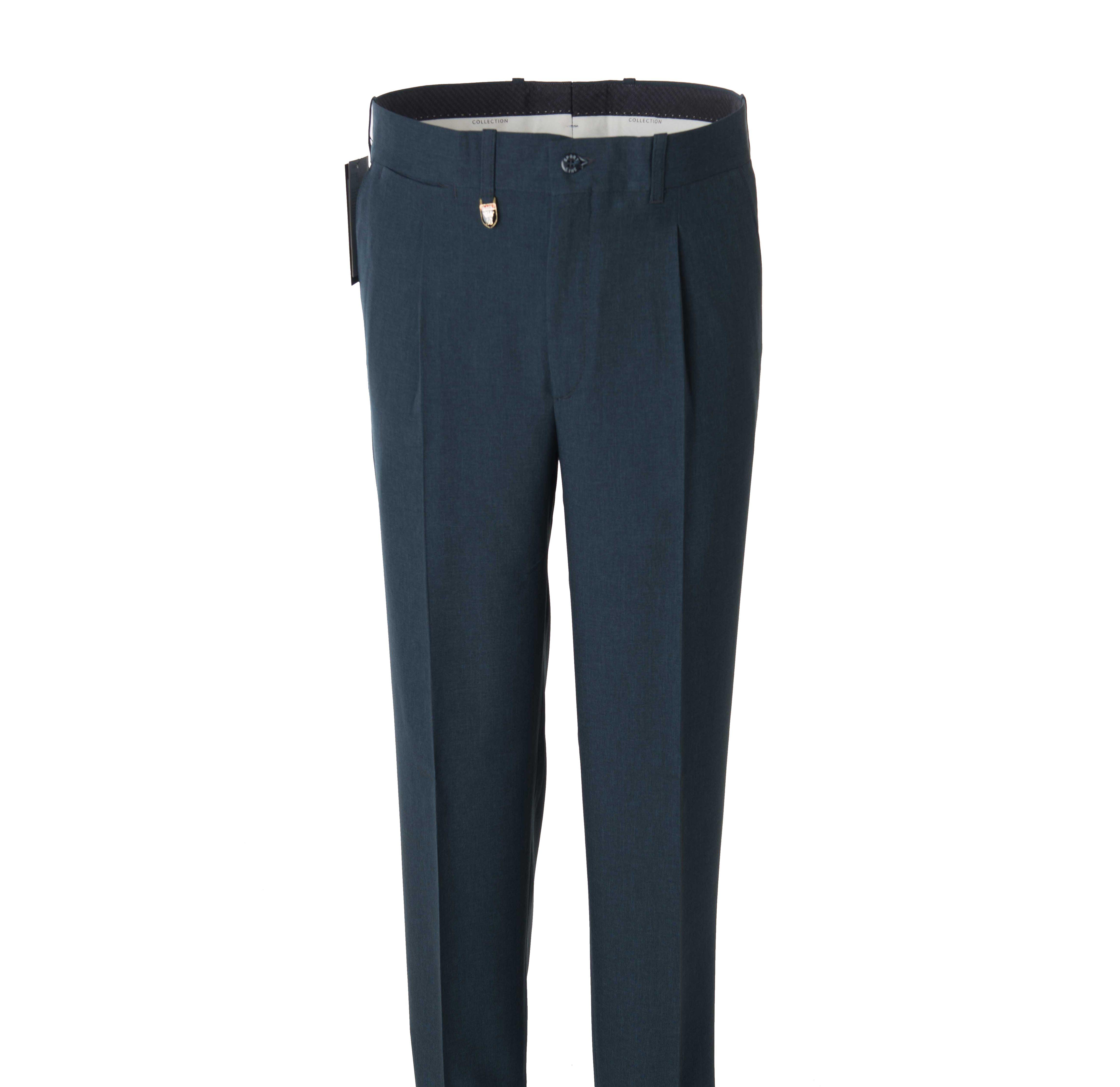 Pantalón De Vestir Pinzas Para Caballero Pantalones Blaper