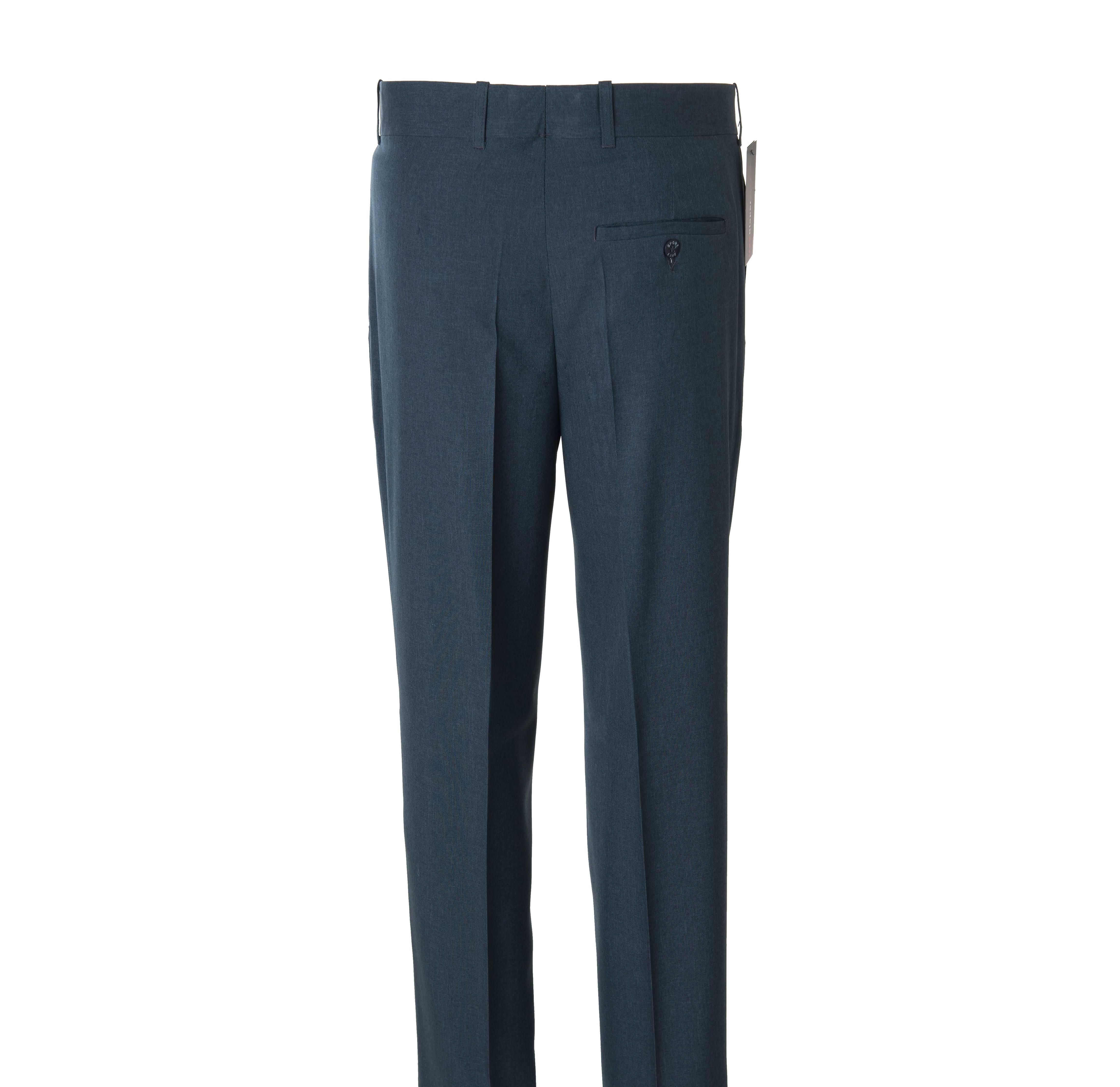 Pantalon De Vestir Una Pinza Para Caballero Pantalones Blaper