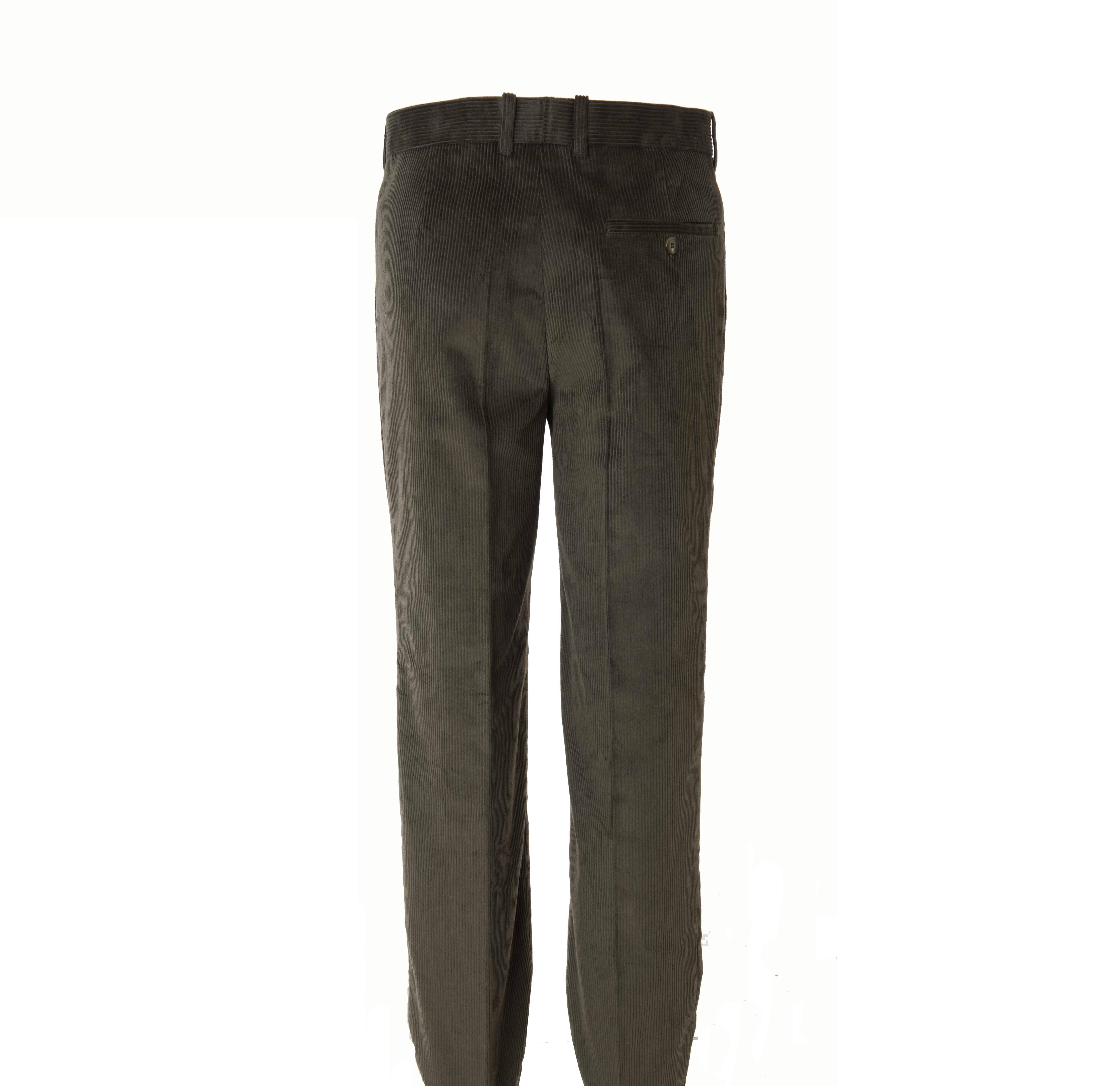 Pantalon De Pana Modelo Hombre Pantalones Blaper