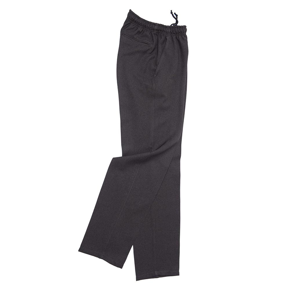 Color Gris//Marino//Verde//Tostado Tallas Grandes Pantal/ón Adaptado Hombre Pantalon Vestir con Goma en la Cintura Entretiempo