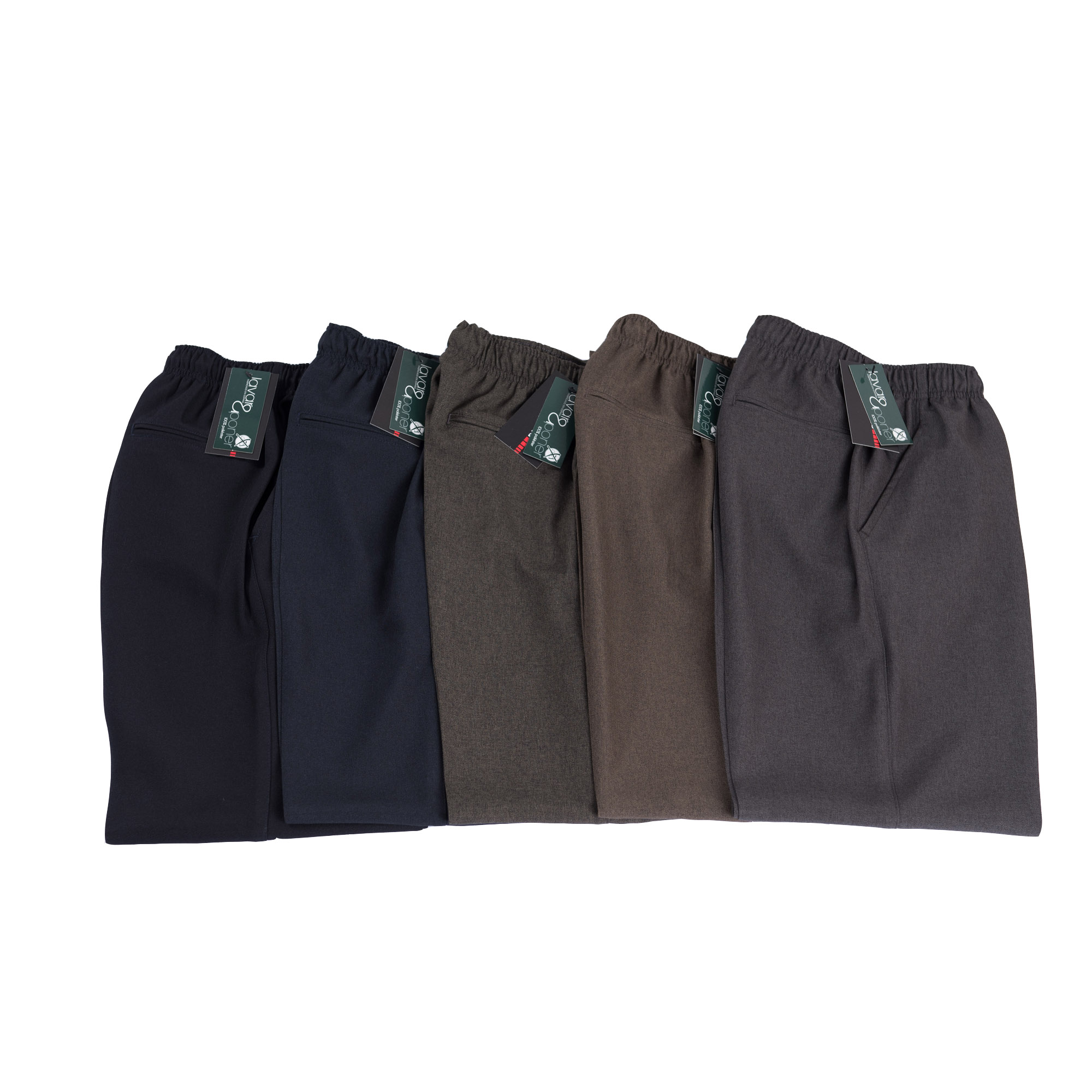 3fd14fd5d Pantalón adaptado elástico para hombre - Pantalón especial geriátrico.