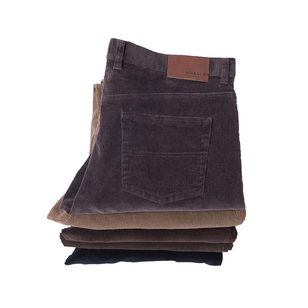 Pantalon Pana Elastica 5 Bolsillos Pantalones Blaper