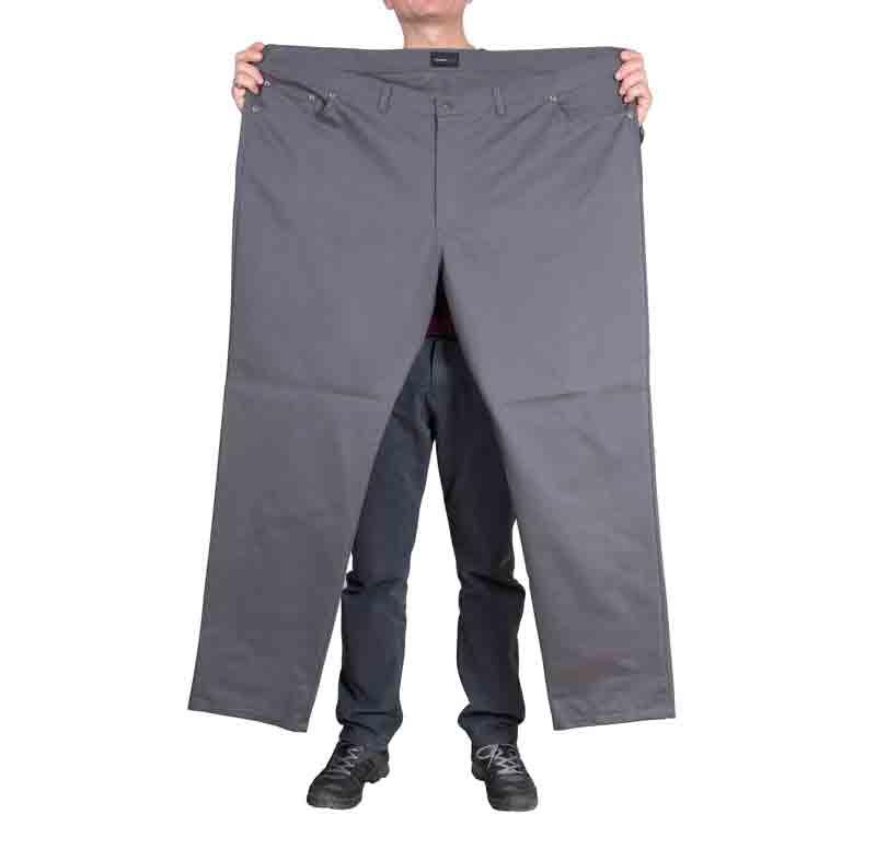 Disponemos De Tallas Grandes Para Hombres Pantalones Blaper